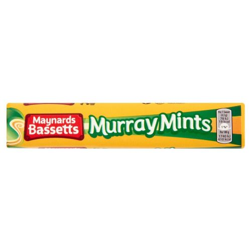 Maynards Bassett Murray Mints Roll 45g
